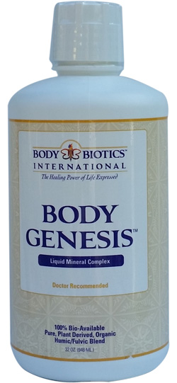 body genesis liquid minerals